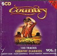 100 Tracks Country Classics Vo