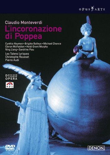 歌劇「ポッペアの戴冠」ネーデルラント・オペラ1994年 [DVD]
