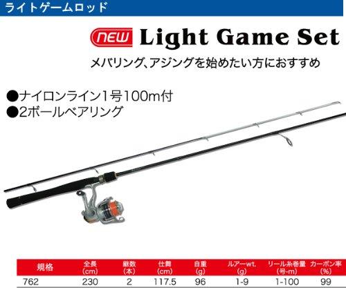 プロトラスト ライトゲームセット/Light Game Set 762