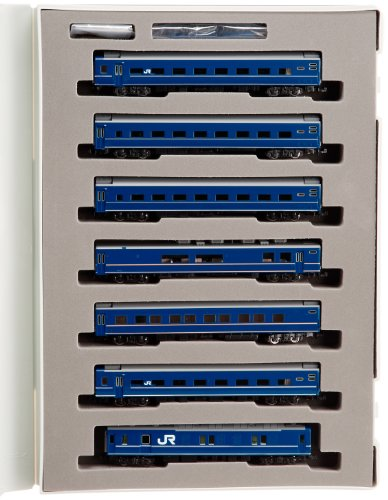 TOMIX Nゲージ 92831 24系25形特急寝台客車 (瀬戸)セット