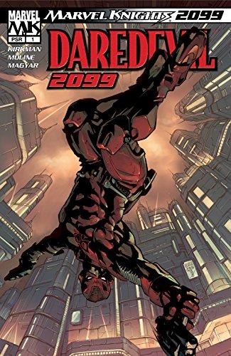 Download Daredevil 2099 (2004) #1 (English Edition) B076JMJJP8