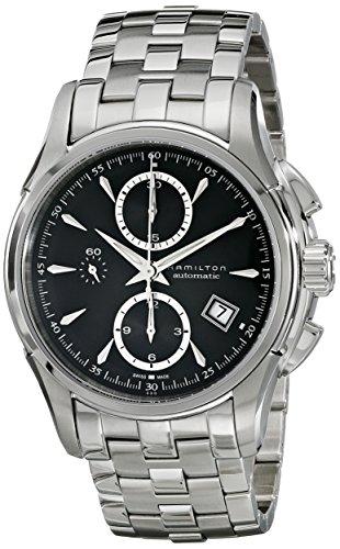 腕時計 AMERICAN CLASSIC JAZZMASTER AUTO CHRONO H32616133 メンズ ハミルトン