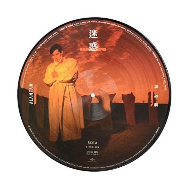 迷惑 (Picture LP) ~ 譚詠麟 [A...の商品画像
