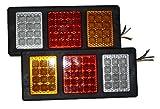 トラック LED テールランプ 44LED 左右セット (24V用)