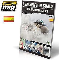 飛行機でスケール2 : Maxima Gula Jets ( Castellano )スペイン語# euro0011