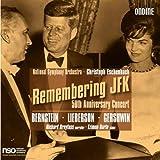 リメンバリングJFK ジョン・F・ケネディ 大統領就任年50 周年記念コンサート