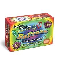 ReFraze Junior Edition Card Game
