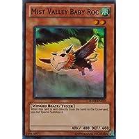 【英語版】遊戯王 -Unlimited- (HA02-EN013) MIST VALLEY BABY ROC(霞の谷の幼怪鳥)【スーパー】