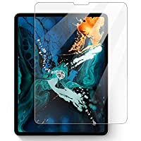 【改良版】MORISHIKA iPad Pro 11 ガラスフィルム FACE ID完全対応 11インチ ipad pro 11 フィルム 日本旭硝子製 気泡ゼロ 耐指紋 日本語説明書付き (2018モデル)