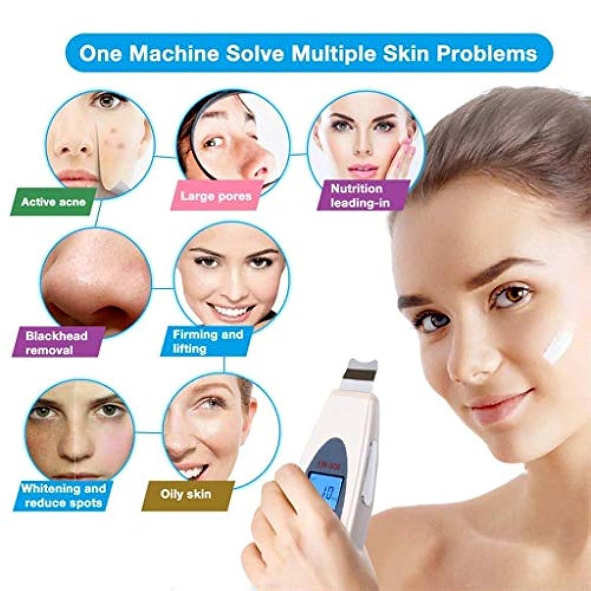 維持体移住する電気クレンジングブラシ、超音波クレンジングマッサージ、角質除去にきび除去スパマッサージャーへの顔の超音波