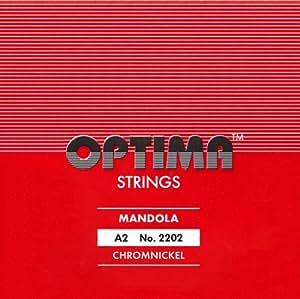 オプティマ  マンドラ弦 レッドパッケージ Mandola Red Package (2A)