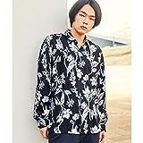 (ティーケー タケオキクチ) tk.TAKEO KIKUCHI フラワープリントオーバーシャツ 17087118