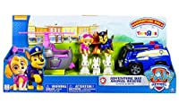 Paw Patrol Adventure Bay Rescue Animal Rescue Set Chase & Skye [並行輸入品]