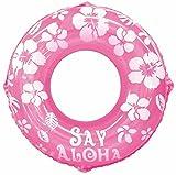 ドウシシャ 浮き輪 SayAloha ピンク 100cm