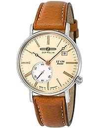 [ツェッペリン]ZEPPELIN 腕時計 LZ120Rome アイボリー文字盤 7135-5 メンズ 【正規輸入品】