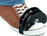 MEINL Percussion マイネル フットパーカッション Foot Tambourine FJS2S-BK 【国内正規品】