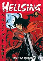 Hellsing vol.4 (Hellsing (Graphic Novels))