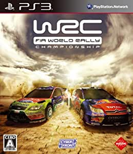 WRC FIA World Rally Championship - PS3