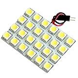 【断トツ72発!!】 LA350/360S 新型 ミライース LED ルームランプ 1点 [H29.5〜] ダイハツ 基板タイプ 圧倒的な発光数 3chip SMD LED 仕様 室内灯 カー用品 HJO