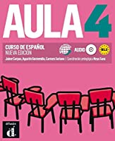 Aula (For the Spanish market): Libro del alumno + CD 4 (B1.2) New edition