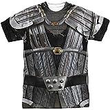 CHUCKLEHEAD Toy Store Star trek klingon昇華コスチュームTシャツ