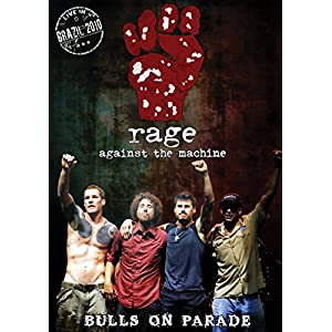 RAGE AGAINST THE MACHINE - BUL [DVD] [Import]