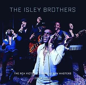【メーカー特典あり】The Isley Brothers: The RCA Victor And T-Neck Album Masters (スペシャル日本語翻訳ライナーノーツ封入)