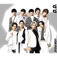 D.D. / Imitation Rain(Snow Man仕様)(with SixTONES盤)(CD+DVD-B)(特典なし)