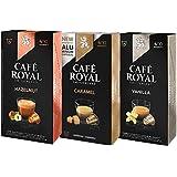 カフェロイヤル コーヒーカプセル (3種類各1箱(計3箱))