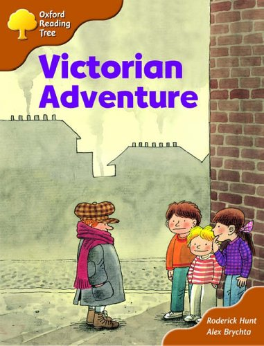 Oxford Reading Tree: Stage 8: Storybooks (magic Key): Victorian Adventureの詳細を見る