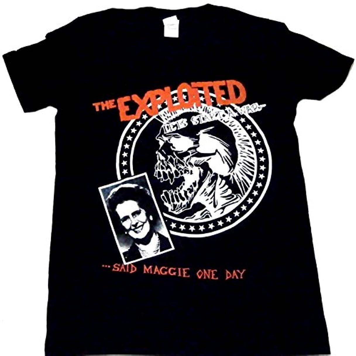 ふくろうレッスン浸食【THE EXPLOITED】エクスプロイテッド オフィシャルバンドTシャツ#3