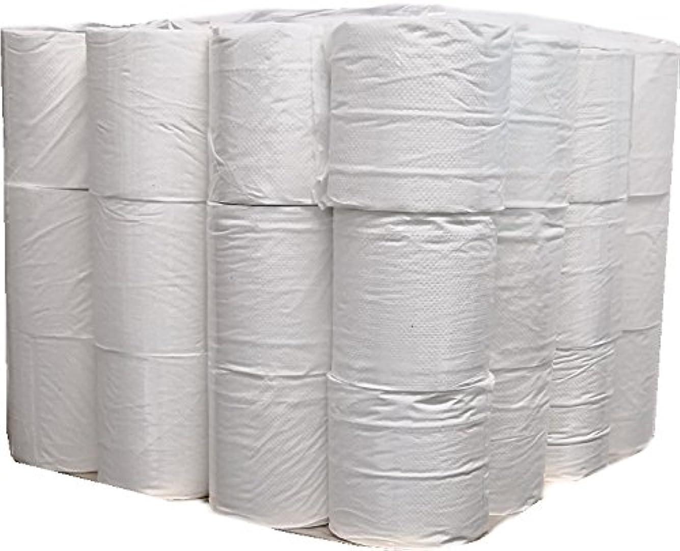 文房具アベニュー触手北國製紙所 トイレットペーパー シングル 48ロール(12ロールx4パック)