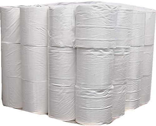 北國製紙所 トイレットペーパー シングル 48ロール(12ロールx4パック)