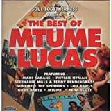 Best of Mtume & Lucas [12 inch Analog]