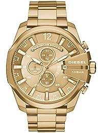 DIESEL 【ディーゼル】クロノグラフ オールブラック 腕時計 メンズ 【並行輸入品】DZ4360