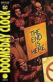 アメコミリーフ 『ドゥームスディ・クロック Doomsday Clock』 #1  2017.11月