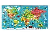 Scratch(スクラッチ) パズル 150ピース ワールドワイド 【SC1076】6歳~