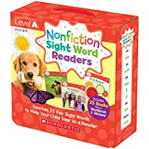 NONFICTION SIGHT WORD READERS PARENT PAC
