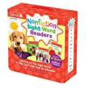 Nonfiction Sight Word Readers Level A, Ages 3-7: Teaches 25 Key Sight Words to Help Your Child Soar as a Reader