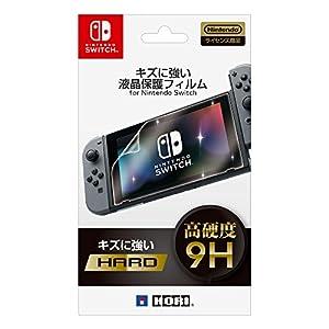 【Nintendo Switch対応】キズに強い液晶保護フィルム for Nintendo Switch