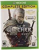 The Witcher 3 Game of the Year Edition (Xbox One) (輸入版)