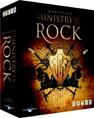 ◆ EASTWEST MINISTRY OF ROCK  EW173 『並行輸入品』 EWQLMOR