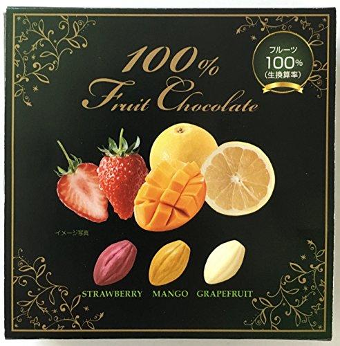 ジェーシーシー 100%フルーツチョコ(42g×1個)