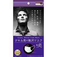 デキル男の贅沢マスク TO美 PM2.5 花粉 さわやかブルー 5枚入