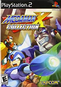 Mega Man X Collection (輸入版:北米) PS2