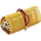 Ya triangular rice balls bamboo basket (small) Conclusion pegging-mustard 70-217 (japan import) [並行輸入品]