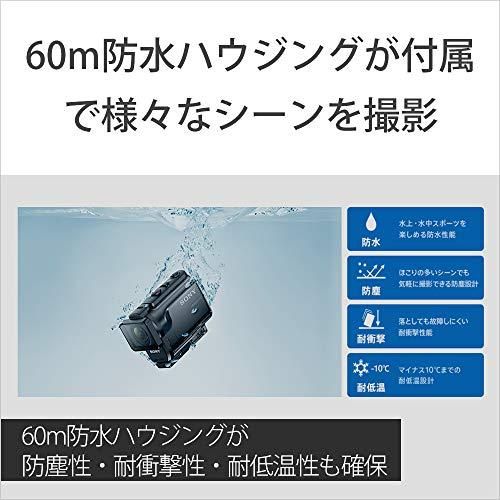 『ソニー SONY ウエアラブルカメラ アクションカム ベーシックモデル(HDR-AS50)』の6枚目の画像