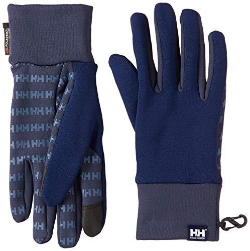 [ヘリーハンセン] PS Fleece Glove HOA91860 メンズ ヘリーブルー 日本 L (日本サイズL相当)