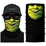 Multifunctional Headwear Bandana - Shrek