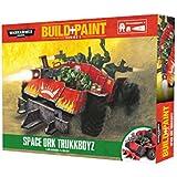 Warhammer 40k Build+Paint Space Ork Trukkboyz